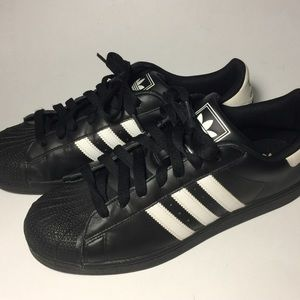best sneakers a32cc bf4ca Mens Shell Shoes Adidas on Poshmark